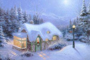 Новый год и Рождество в Адыгее