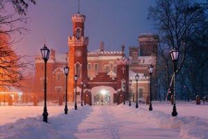 Новогодний тур в Воронеж