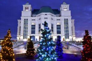 Новогодний и Рождественский тур в Астрахань-Элисту