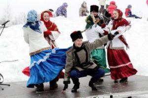 Новогодние каникулы в Вешенской