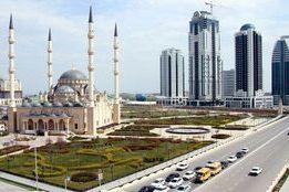 23 февраля в Чеченской республике
