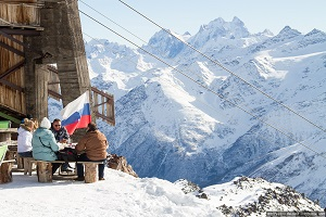 Тур в Приэльбрусье на 23 февраля